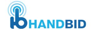 Handbid is one of the top peer-to-peer fundraising platforms.