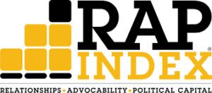 RapIndex Advocacy Software logo