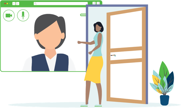 I C Voters offers powerful virtual canvassing capabilities that help your team cultivate connections with voters.